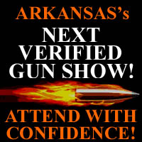Verified Arkansas Gun Shows